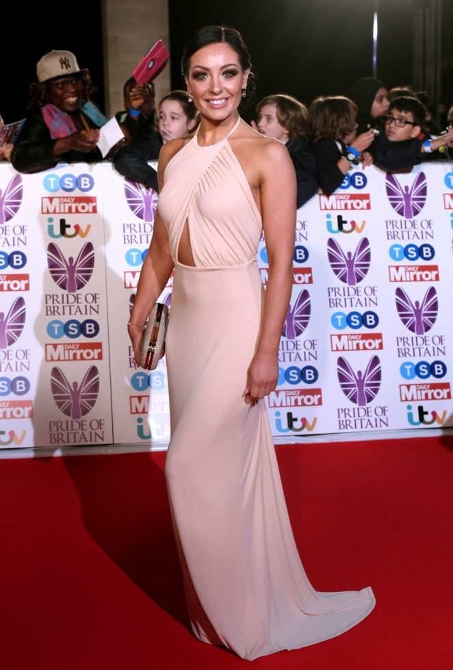 Amy Dowden - 2017 Pride Of Britain Awards in London