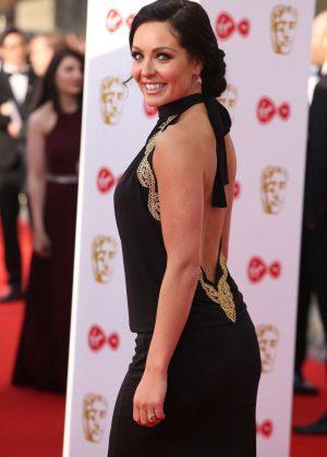Amy Dowden - 2018 British Academy Television Awards