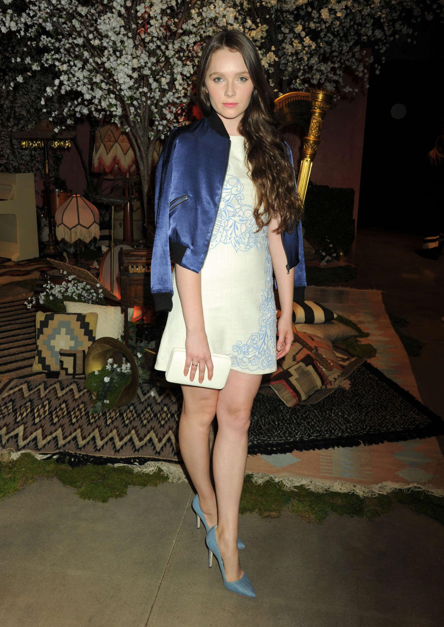 Alice Glass Fashion Show