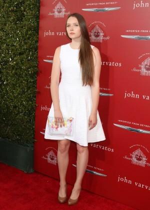 Amy Forsyth - John Varvatos 13th Annual Stuart House Benefit in LA
