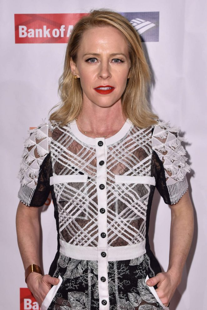 Amy Hargreaves - Food Bank for New York City's Can Do Awards Dinner in NY