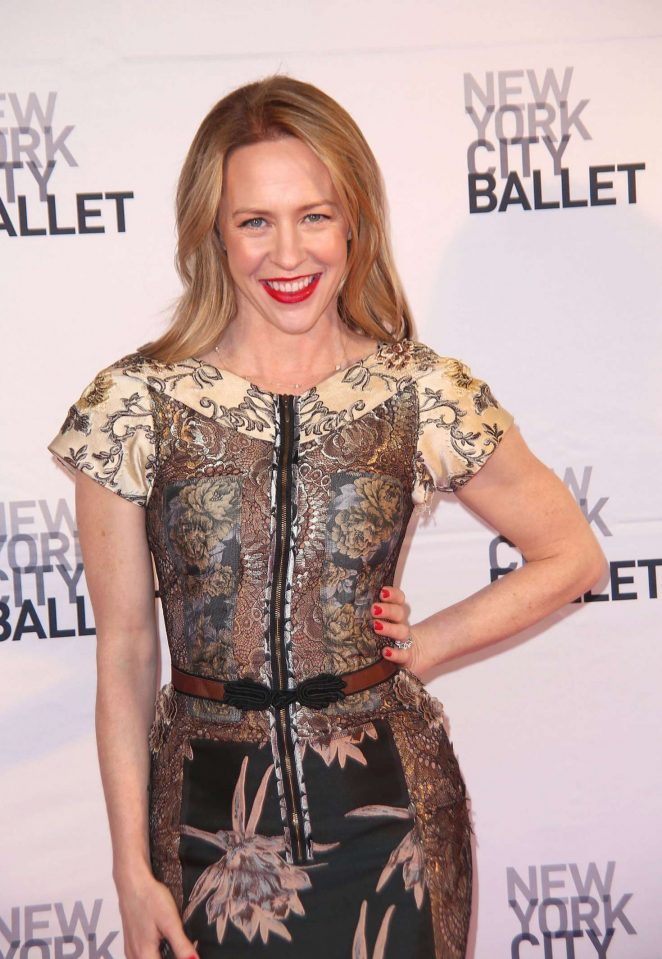 Amy Hargreaves - New York City Ballet Spring Gala in NY