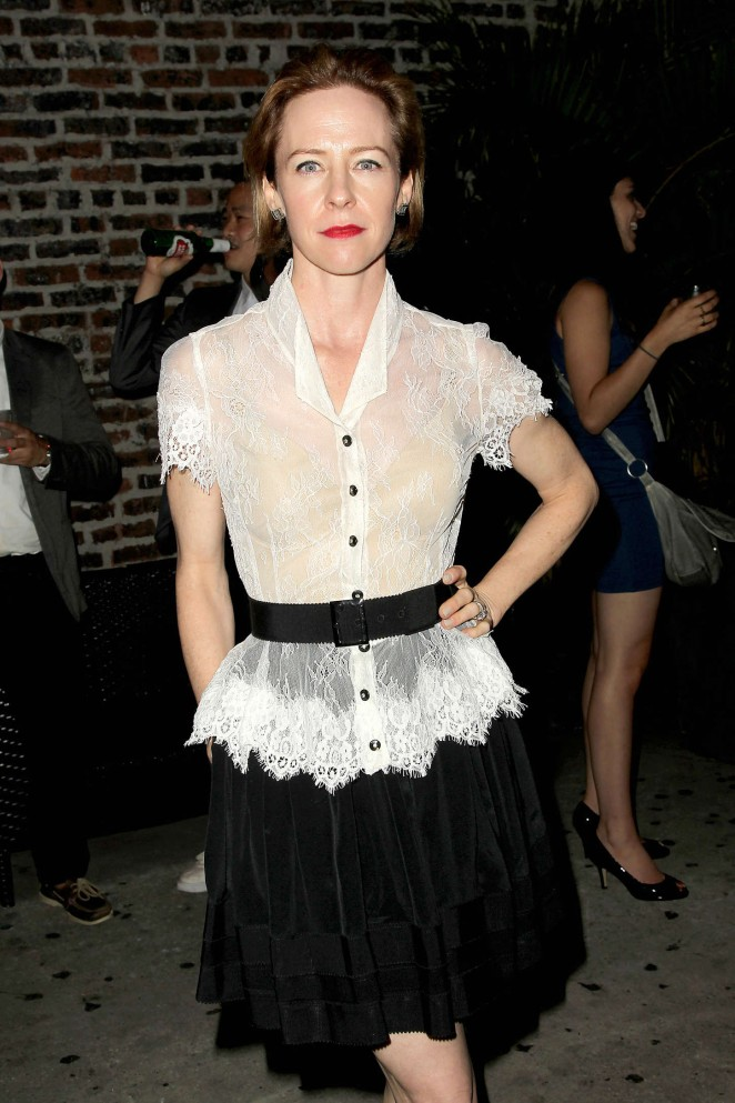 Amy Hargreaves - 'The Overnight' Premiere in New York City