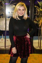 Amy Hart - Gabby Allen's SportFX Clothing Line Launch in London