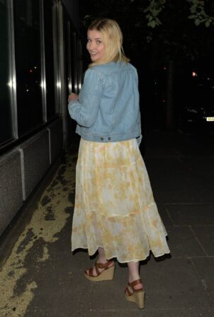 Amy Hart - seen after watching Amelie the musical