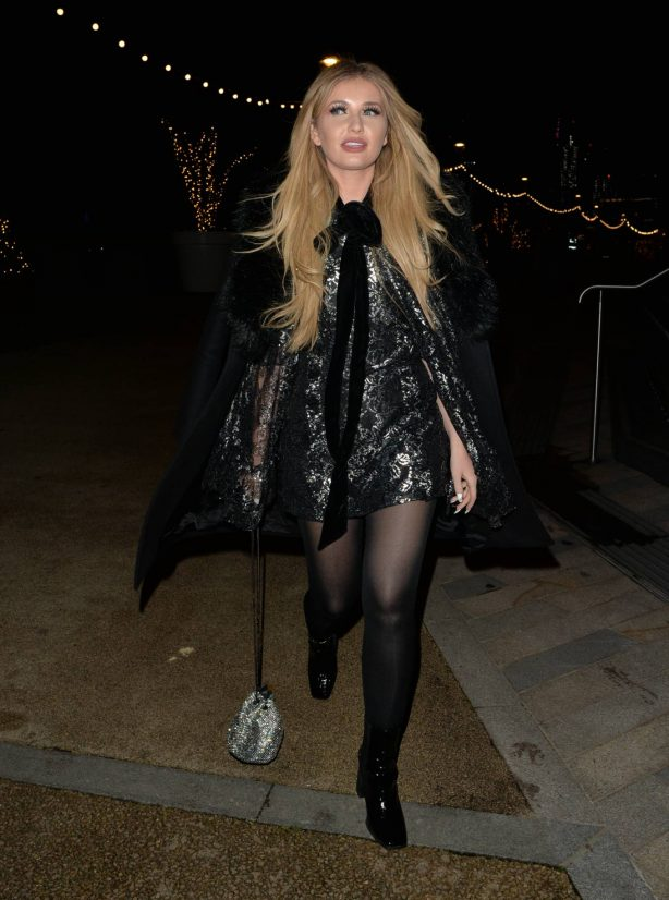Amy Hart - Seen at Turbine theatre in London's Battersea to watch cinderella performance