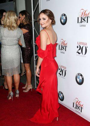 Amy Herrera: Latina Magazine 20th Anniversary Hollywood Hot List Party -04