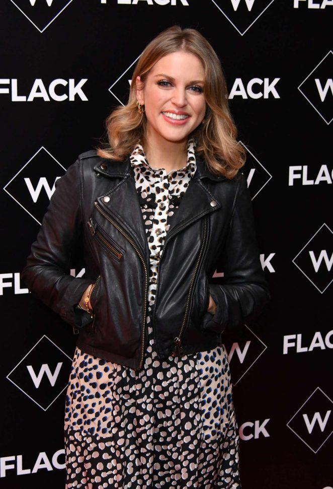 Amy Huberman - 'Flack' Premiere in London