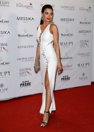 Amy Jackson - Global Gift Gala at 2017 Cannes Film Festival