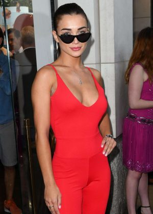 Amy Jackson - Magnum VIP Launch Party in London
