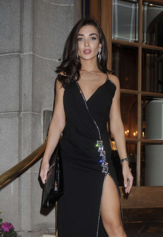 Amy Jackson - The International Day Of The Girl Child Annual Gala in London