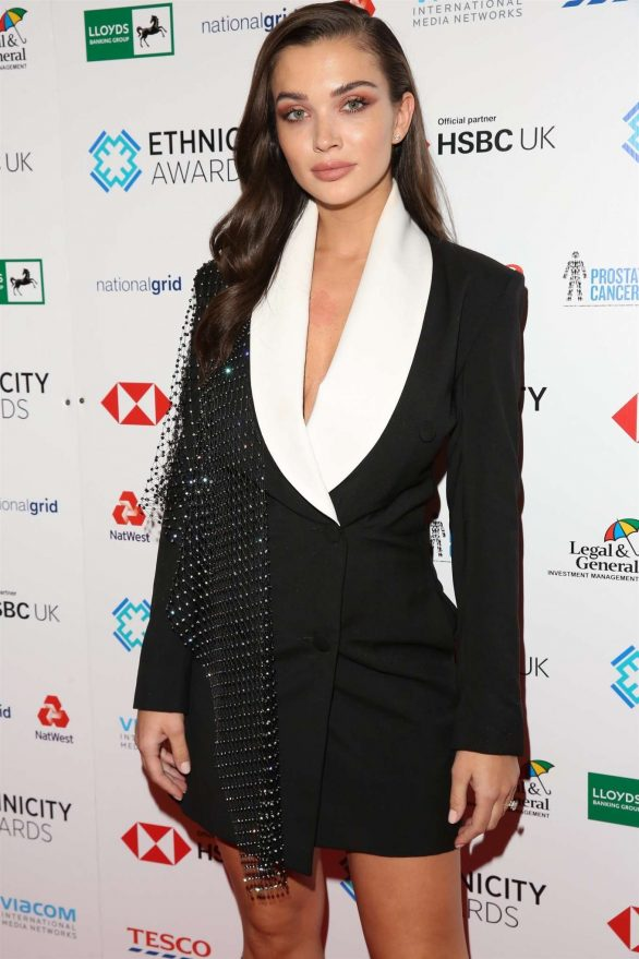 Amy Jackson - The Investing in Ethnicity Awards 2019 in London