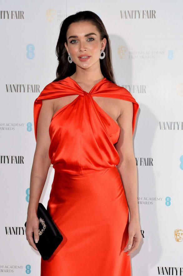 Amy Jackson - Vanity Fair EE Rising Star BAFTAs Pre Party in London