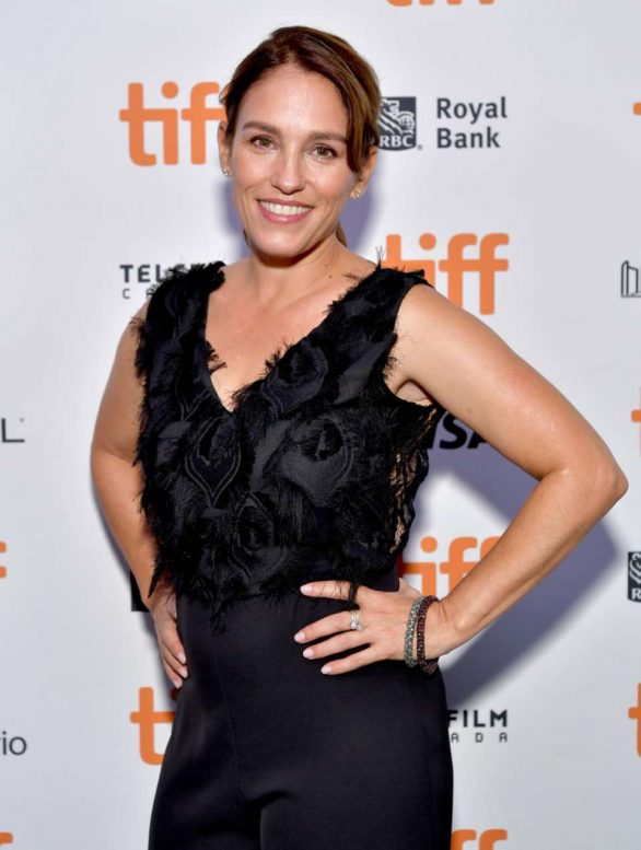 Amy Jo Johnson - 'Tammy's Always Dying' Premiere - Toronto International Film Festival 2019