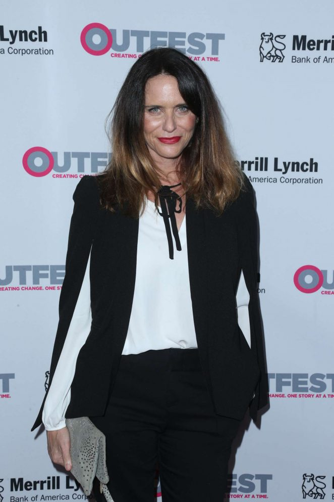 Amy Landecker - 2016 Outfest Legacy Awards in Los Angeles