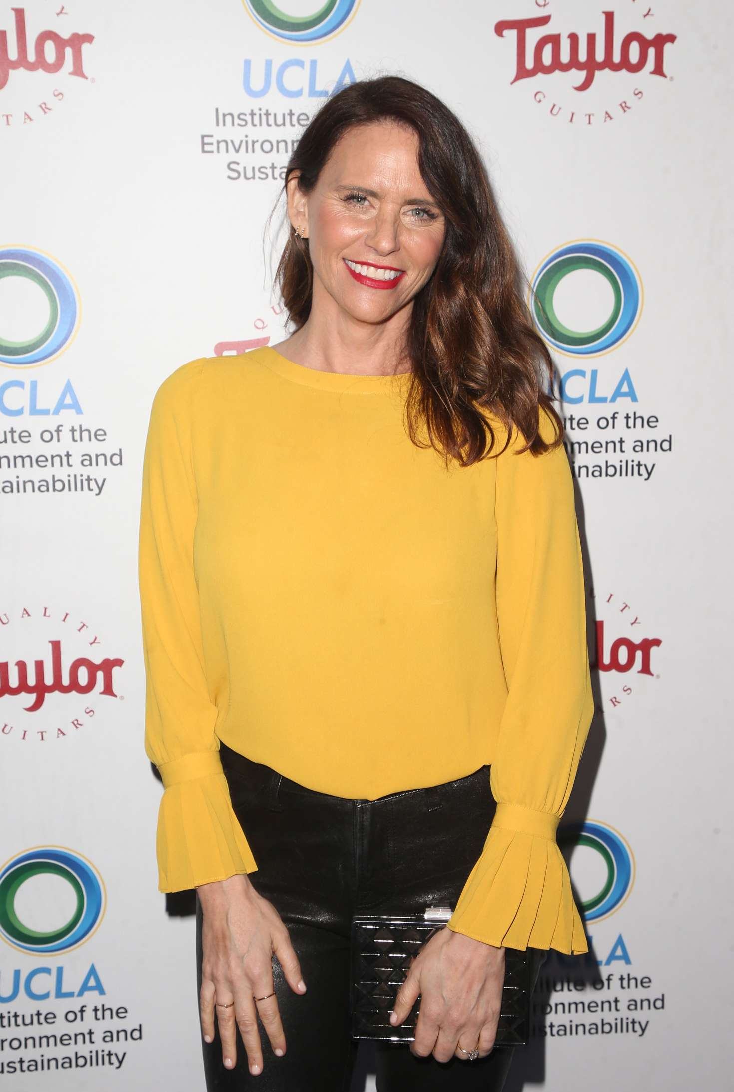 Amy Landecker - 2018 UCLA's Institute of the Environment and Sustainability Gala in LA