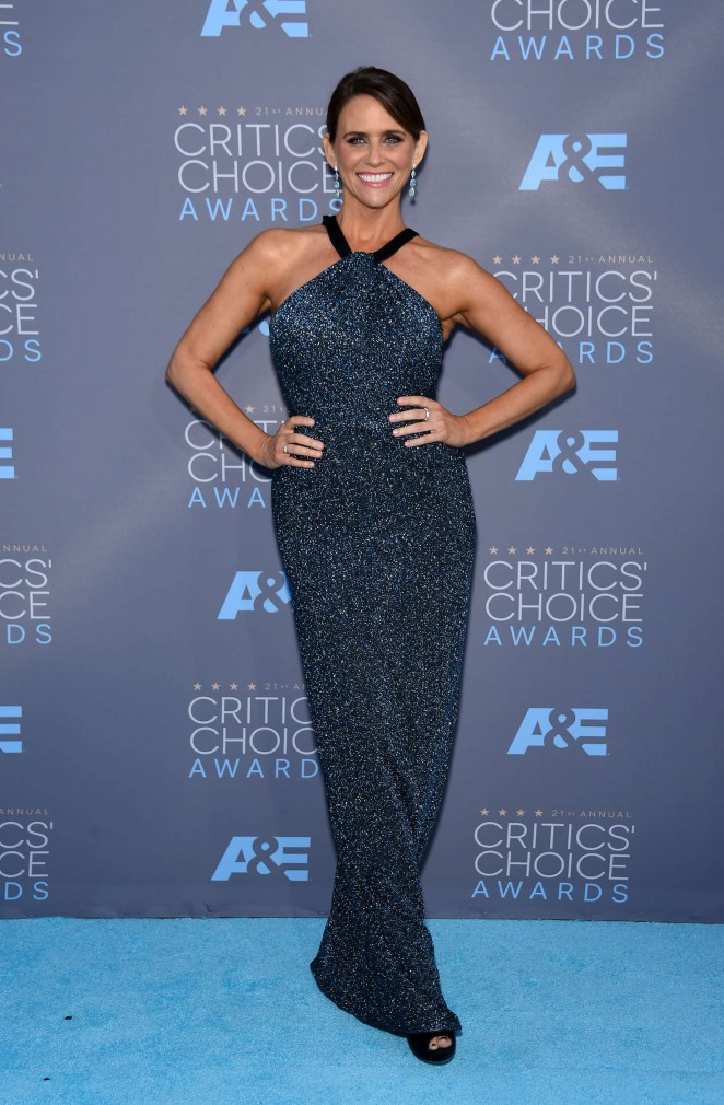Amy Landecker - 2016 Critics' Choice Awards in Santa Monica