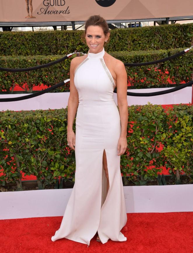Amy Landecker - 2016 SAG Awards in Los Angeles