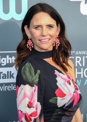 Amy Landecker - Critics' Choice Awards 2018 in Santa Monica