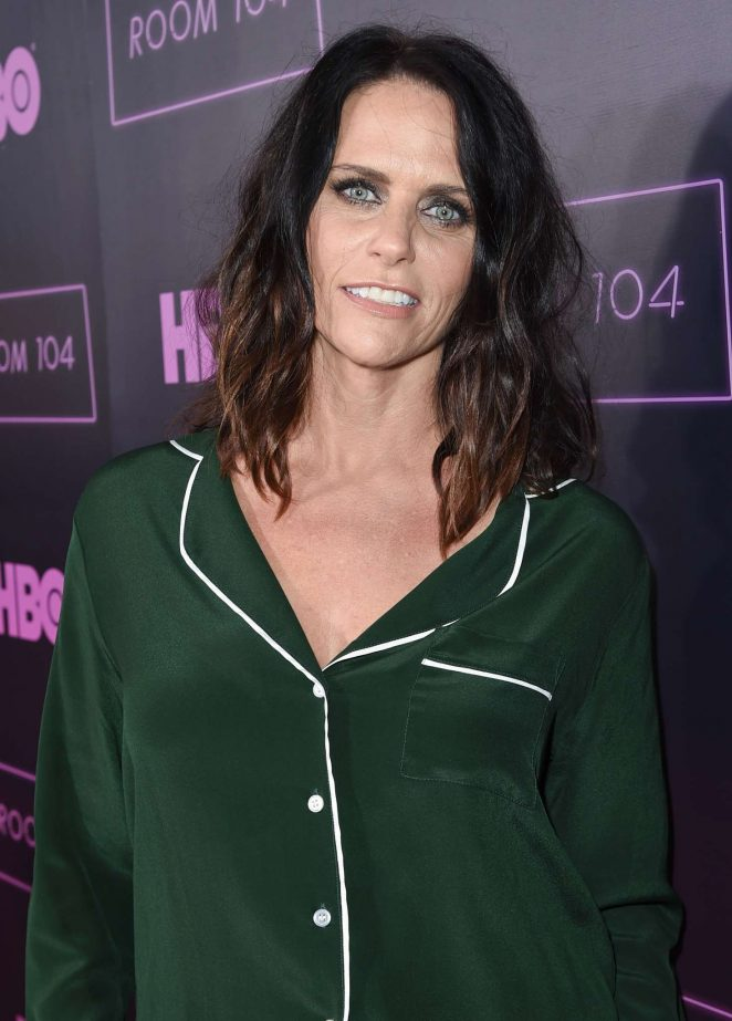 Amy Landecker - 'Room 104' TV show Premiere in Los Angeles