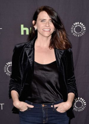 Amy Landecker - 'The Late Late Show with James Corden' Presentation at Paleyfest in LA