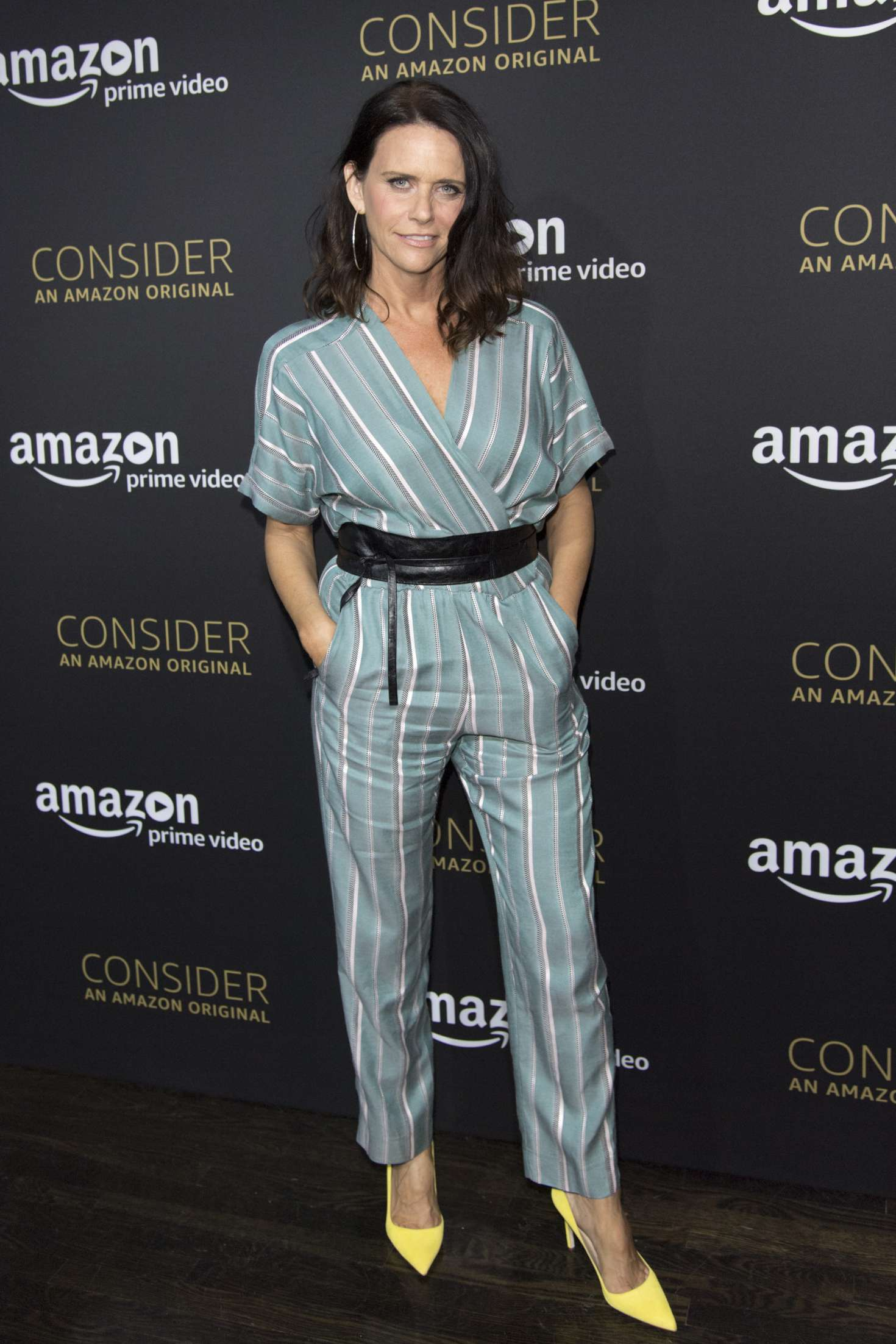 Amy Landecker - 'Transparent' TV show FYC Screening in Los Angeles