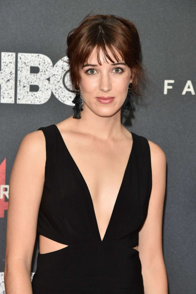Amy Louise Wilson - 'Fahrenheit 451' Premiere in New York