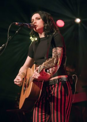 Amy MacDonald - Performing at the Barrowland Ballroom in Glasgow