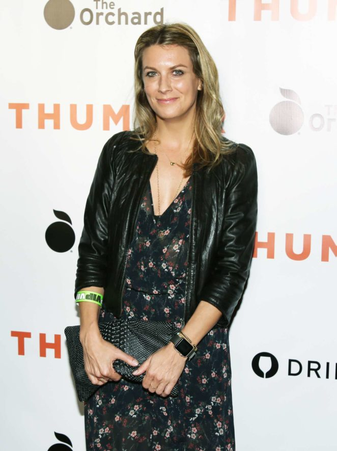 Amy McGee - 'Thumper' Premiere in Los Angeles