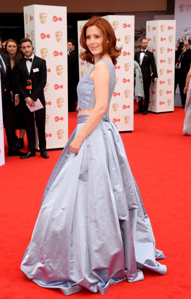 Amy Nuttall - British Academy Television Awards 2017 in London