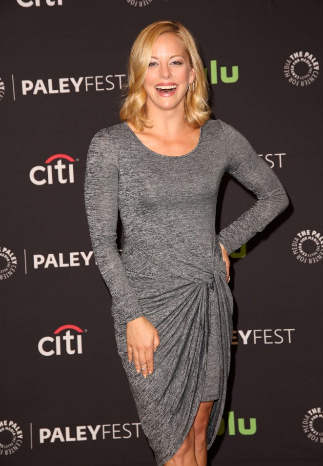 Amy Paffrath - 33rd Annual PaleyFest 'Blackish' in Hollywood