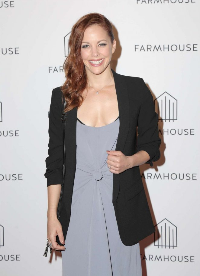 Amy Paffrath - Farmhouse Grand Opening in Los Angeles