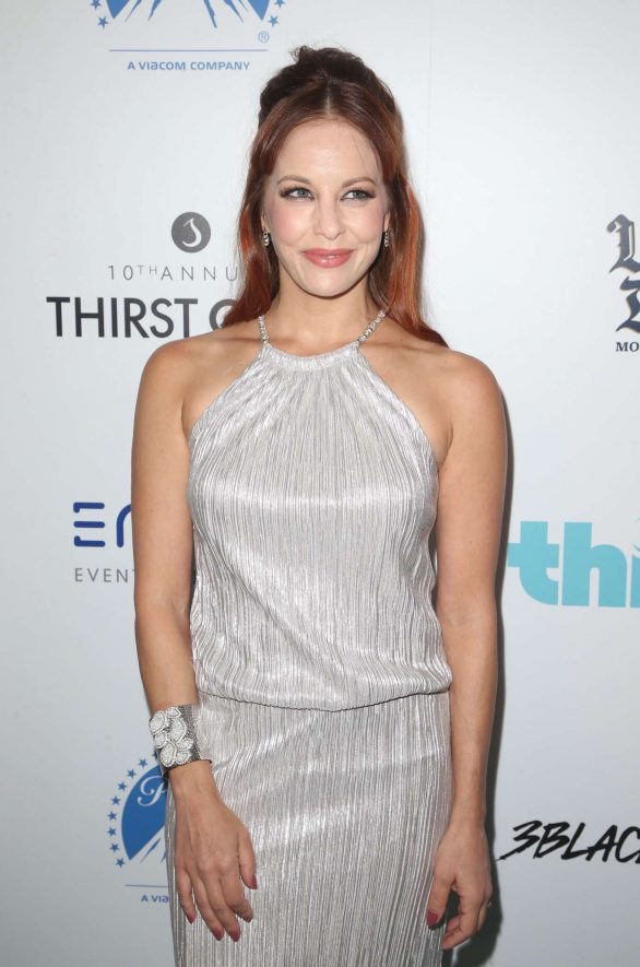 Amy Paffrath - Thirst Project 10th Annual Thirst Gala in Beverly Hills