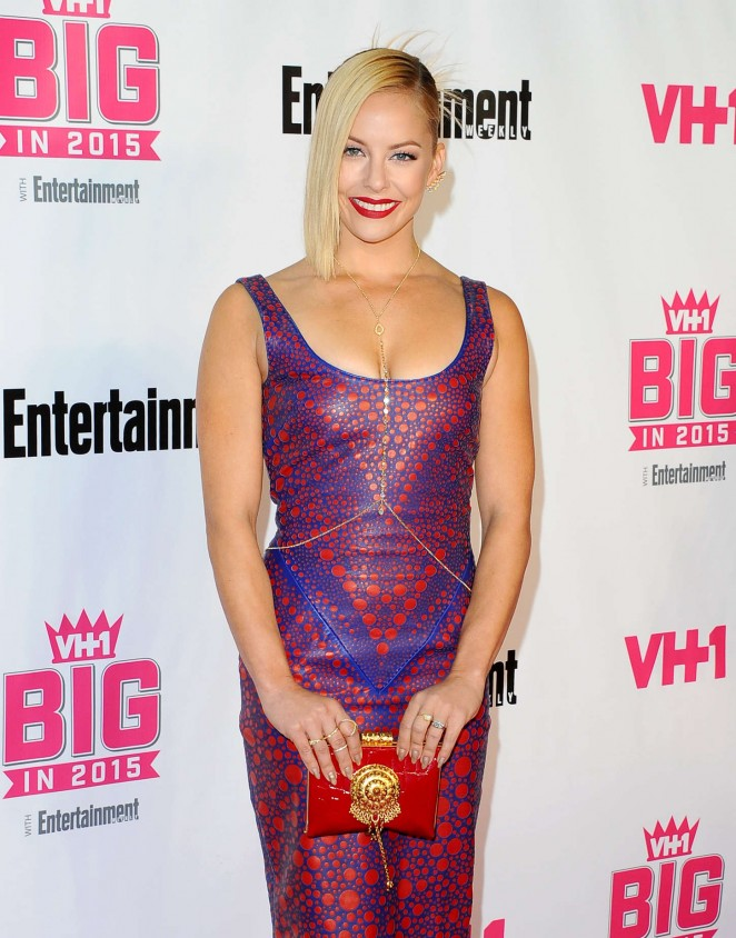 Amy Paffrath - VH1 Big in 2015 With Entertainment Weekly Awards in LA