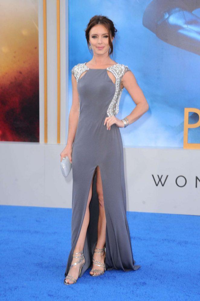 Amy Pemberton - 'Wonder Woman' Premiere in Los Angeles