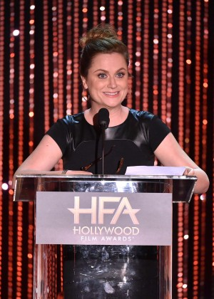Amy Poehler - 2015 Hollywood Film Awards in Beverly Hills