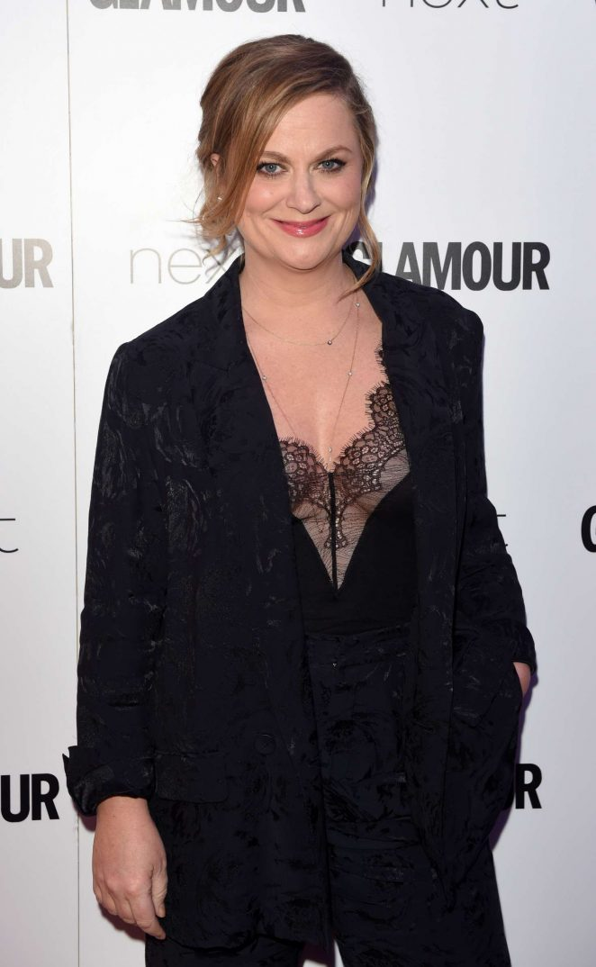 Amy Poehler - 2017 Glamour Women Of The Year Awards in London