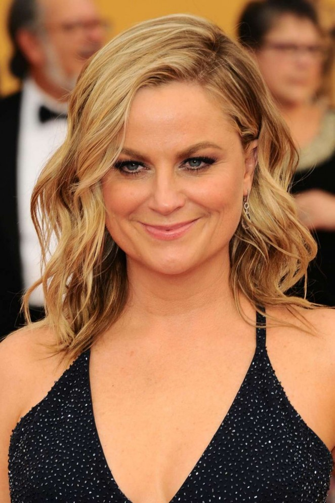 Amy Poehler - 2015 Screen Actors Guild Awards in LA