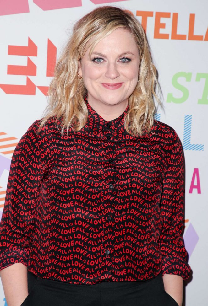 Amy Poehler – Stella McCartney's Autumn 2018 Collection Launch in LA