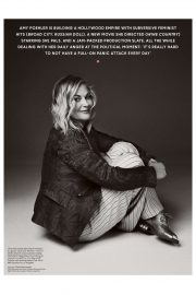 Amy Poehler - The Hollywood Reporter (April 2019)