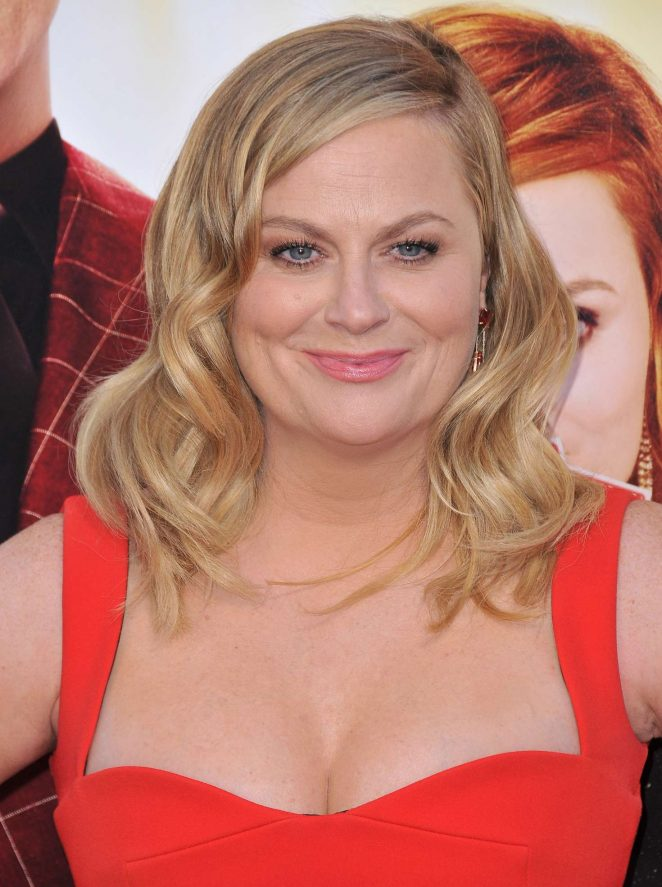 Amy Poehler – 'The House' Premiere in Hollywood