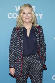 Amy Poehler - 'Wine Country' Premiere in NYC