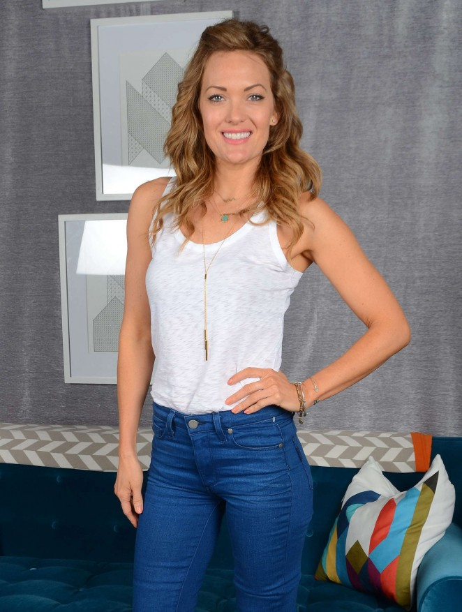 Amy Purdy - Celebrity Black Card Gifting Suite in West Hollywood