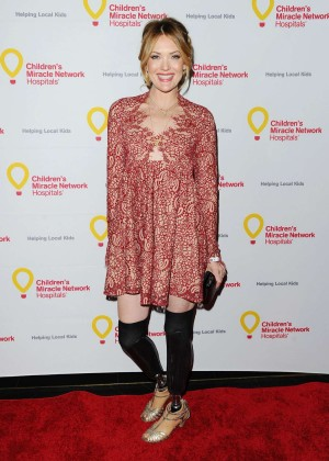 Amy Purdy - Children's Miracle Network Hospitals' Winter Wonderland Ball in Hollywood