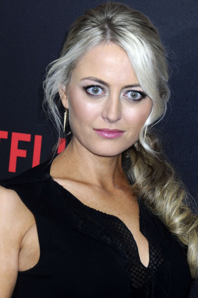 Amy Rutberg - 'Daredevil' Season 2 Premiere in New York