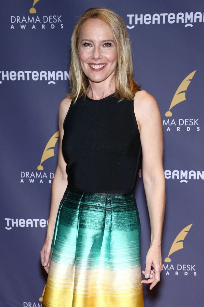 Amy Ryan - 2017 Drama Desk Awards in New York