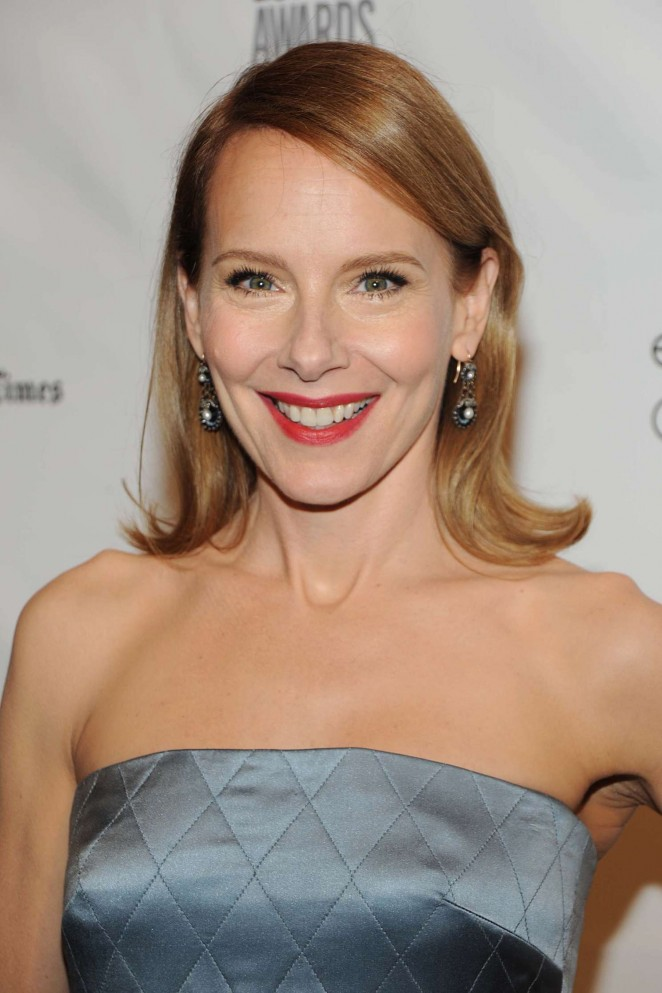 Amy Ryan - The 25th IFP Gotham Independent Film Awards in NY