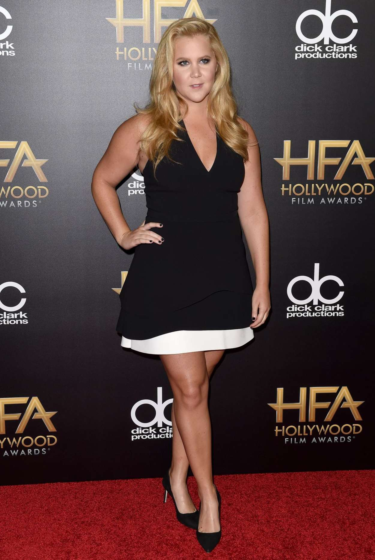 Amy Schumer - 2015 Hollywood Film Awards in Beverly Hills