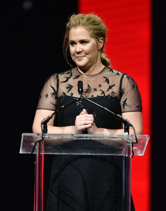 Amy Schumer - Big Screen Achievement Awards at 2016 CinemaCon in Las Vegas