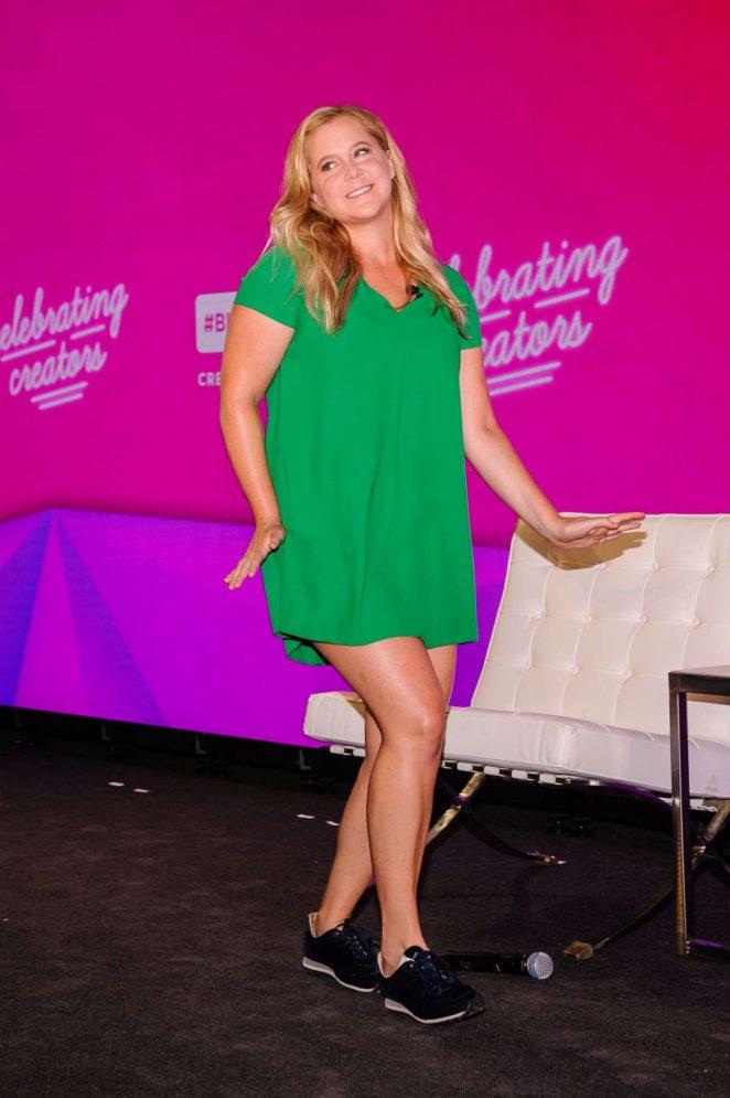 Amy Schumer – BlogHer18 Creators Summit in New York